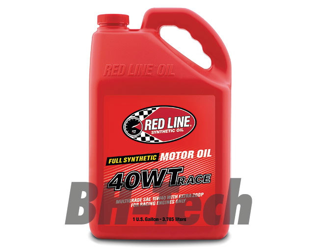 40WT RACING OIL US GALLON