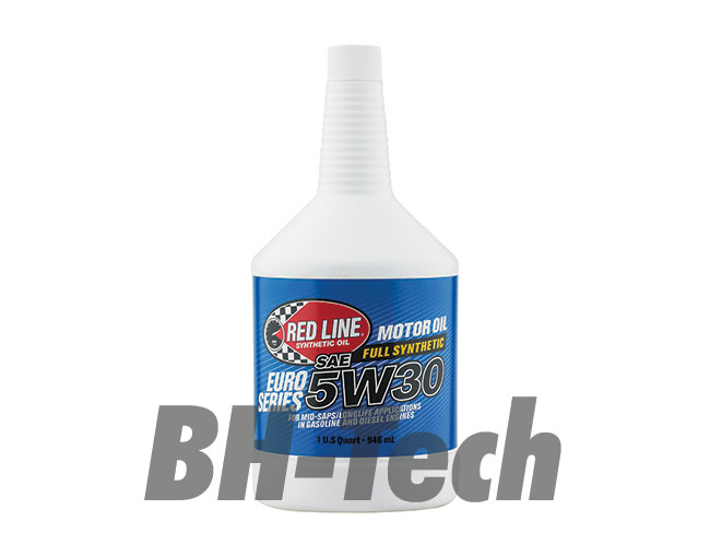 Euro Series 5W-30 ENGINE OIL US QUART