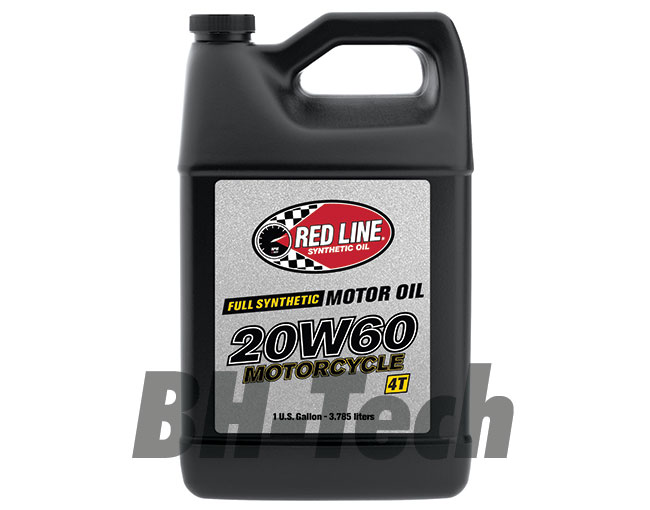 20W-60 MOTORCYCLE OIL US GALLON