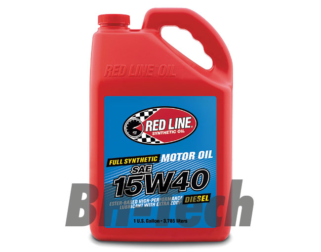 15W40 DIESEL OIL US GALLON