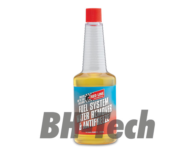 FUEL SYSTEM WATER REMOVER & A/FREEZE 355ml