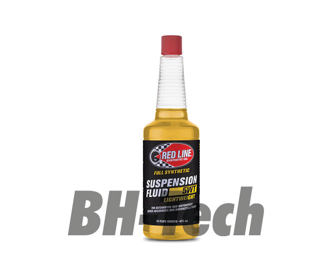 LIGHTWEIGHT SUSPENSION FLUID 473ml